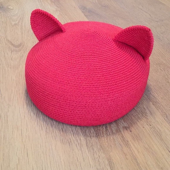 "8bb2cb4d0bf Eugenia Kim ""Caterina"" cat ear beret"